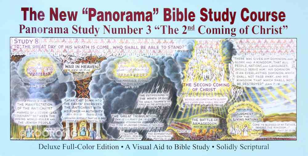 The Second Coming of Christ (#03 in The New Panorama Bible Study Course) Paperback