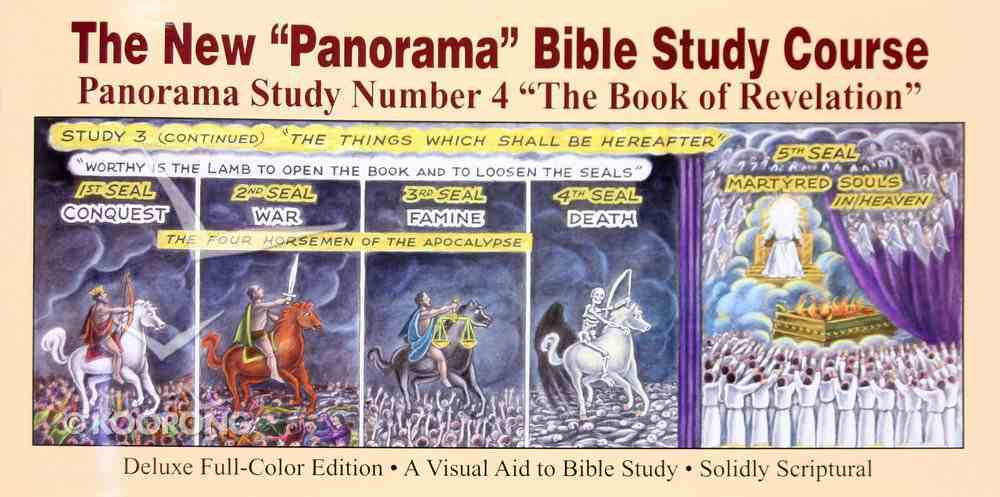 The Book of Revelation (#04 in The New Panorama Bible Study Course) Paperback