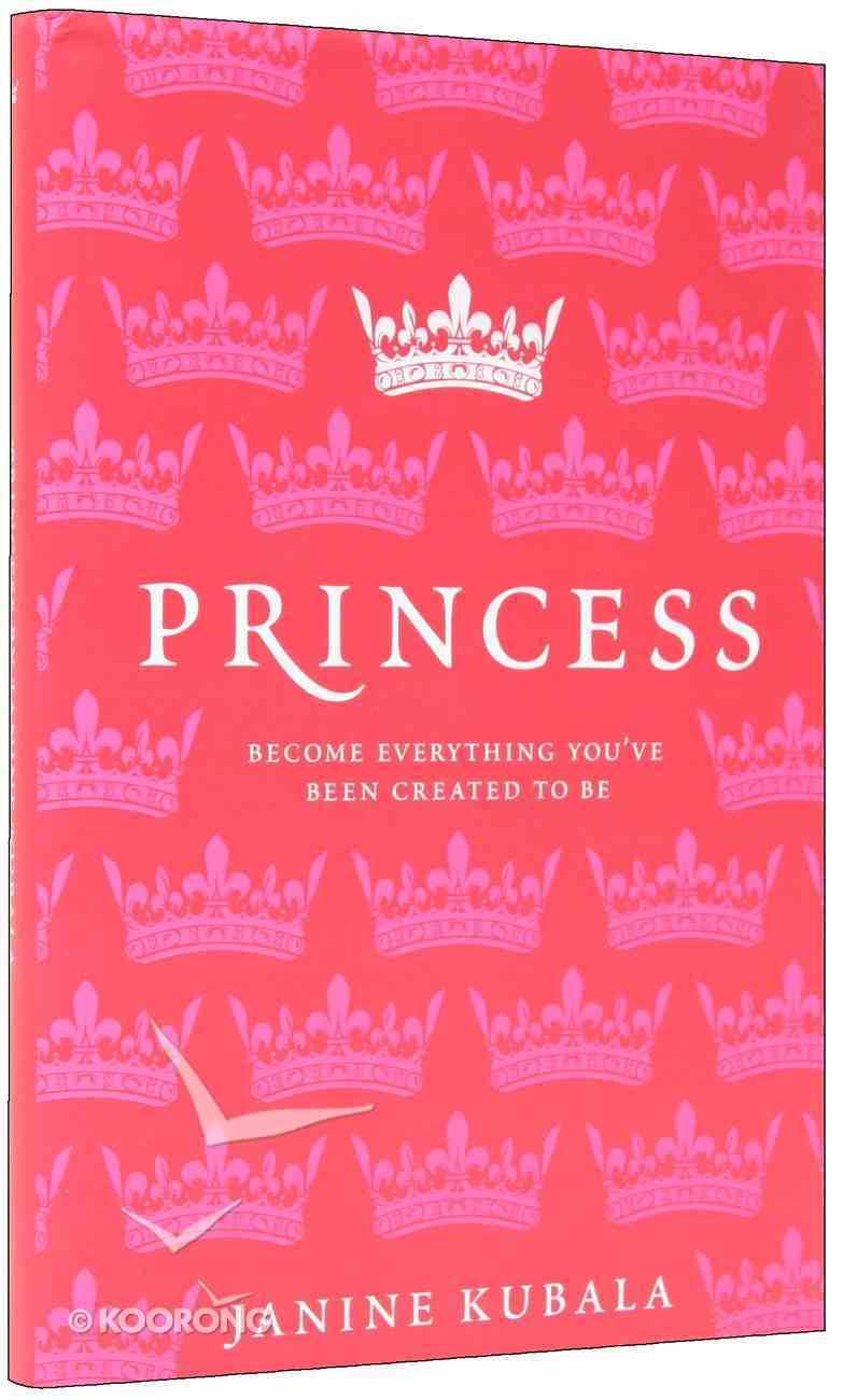 Princess Hardback