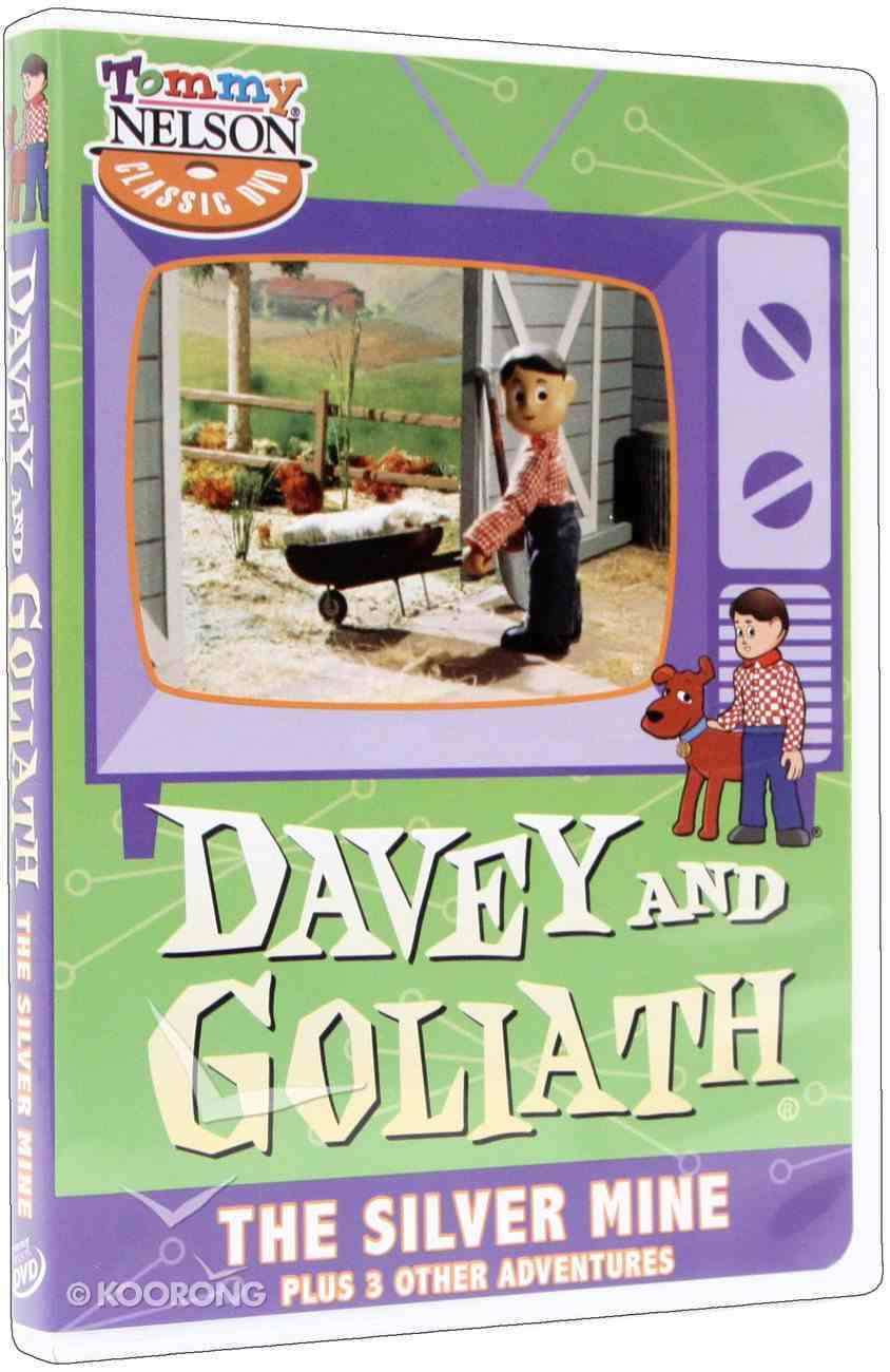 The Davey and Goliath: Silver Mine (Davey & Goliath Visual Series) DVD
