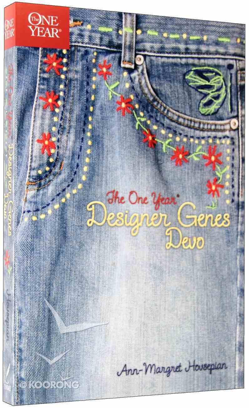 The One Year Designer Genes Devo Paperback