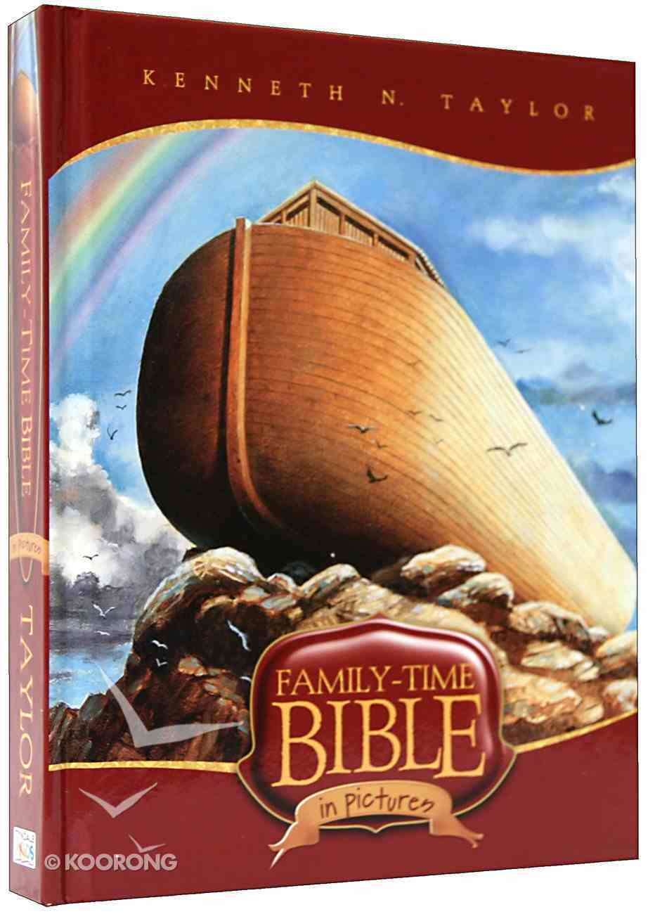 Family-Time Bible in Pictures Hardback