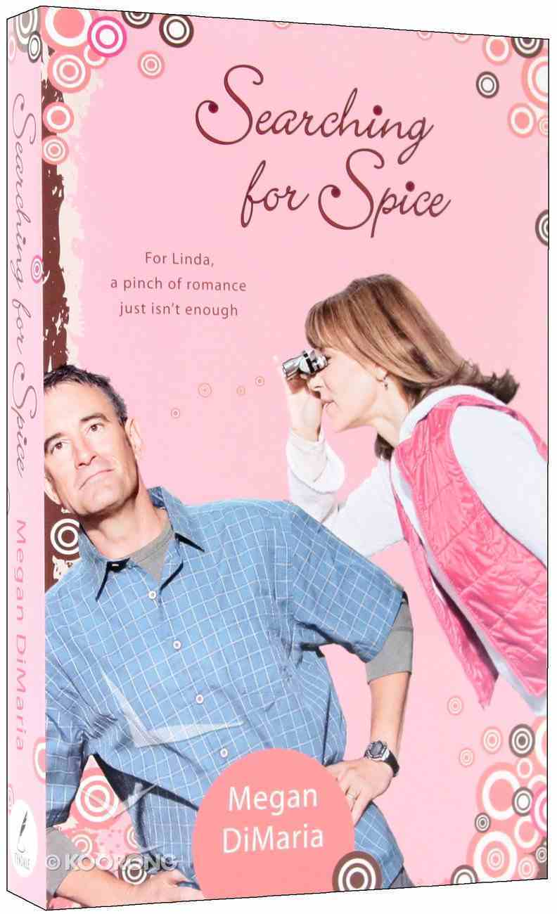 Searching For Spice Paperback