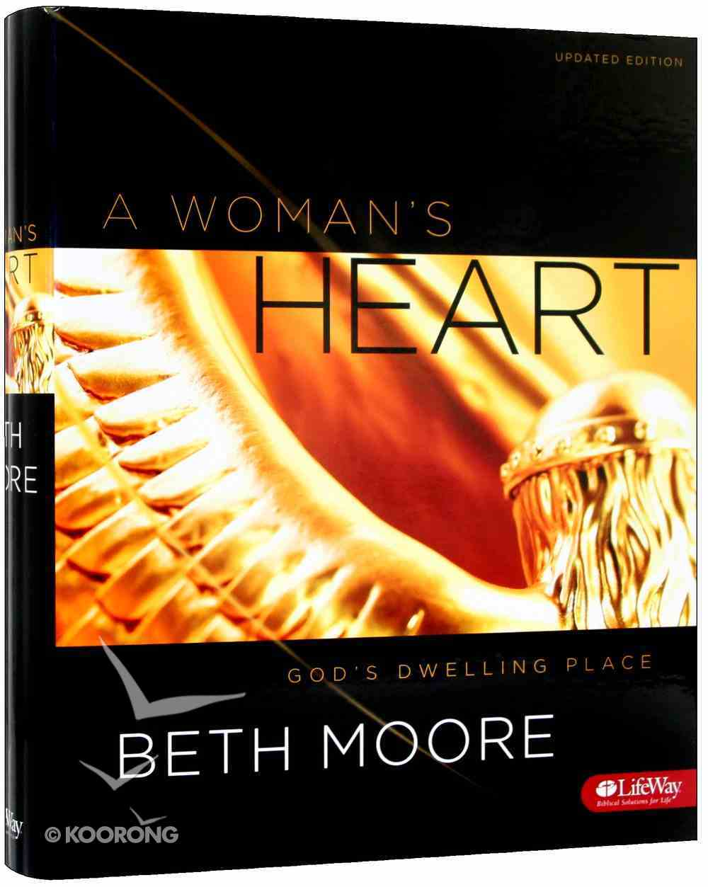 Woman's Heart, a : God's Dwelling Place (Leader Kit) (Beth Moore Bible Study Series) Pack