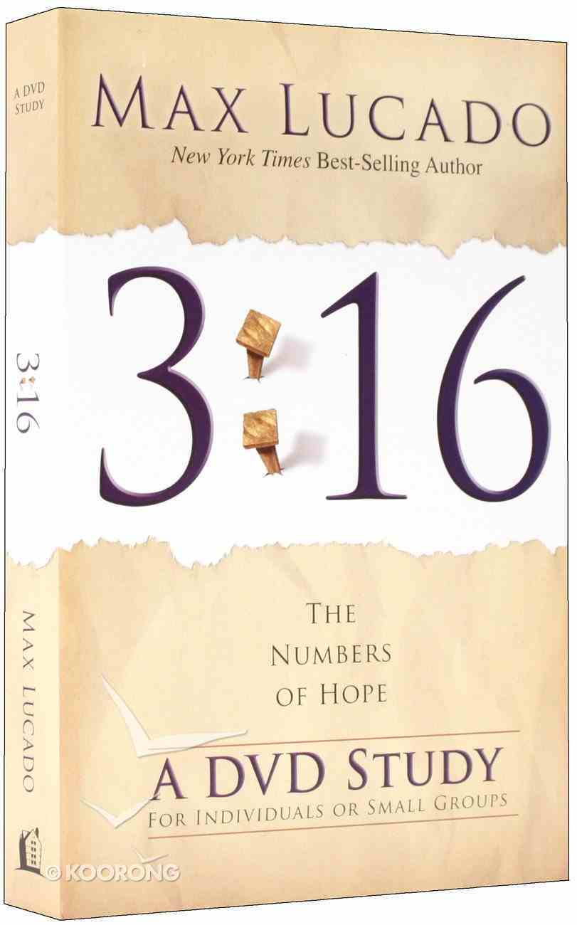 3: 16 - the Number of Hope (Dvd Study For Small Groups) Pack