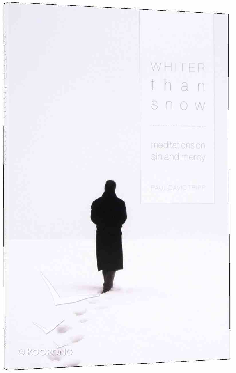 Whiter Than Snow Paperback