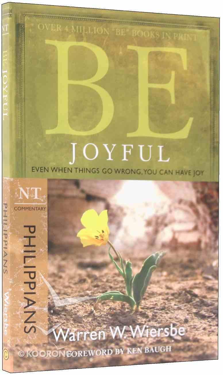 Be Joyful (Philippians) (Be Series) Paperback