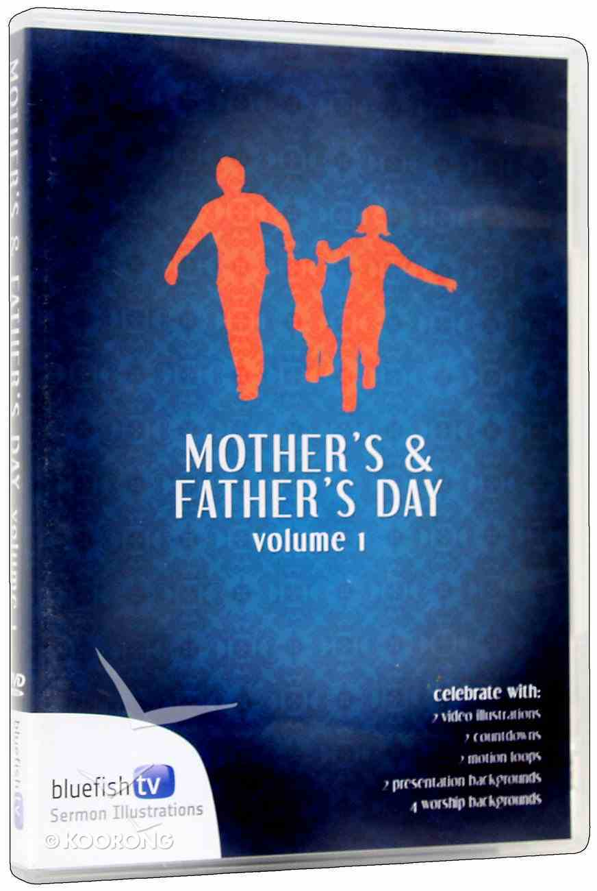 Mother & Father's Day Volume 1 DVD