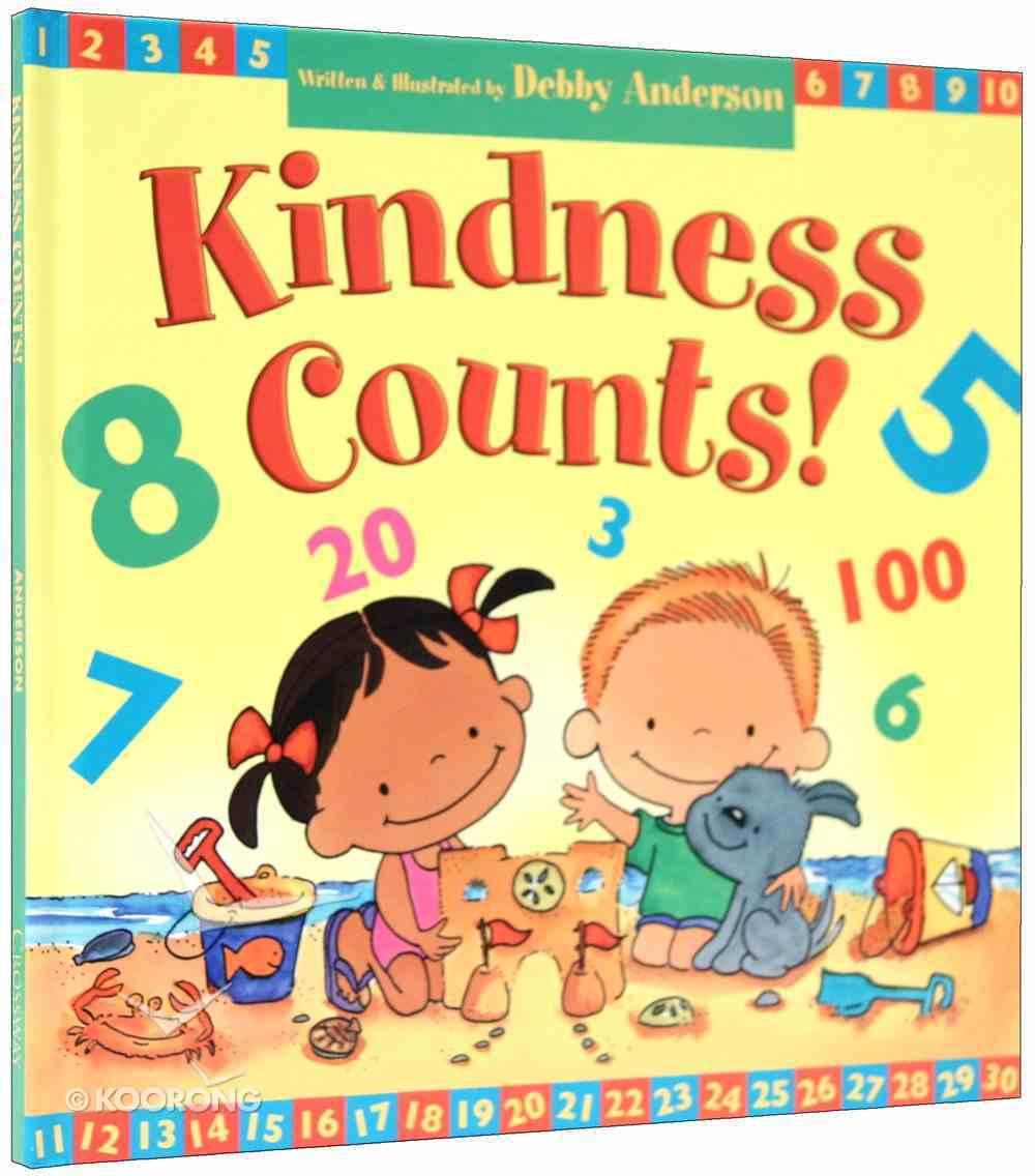 Kindness Counts! Hardback