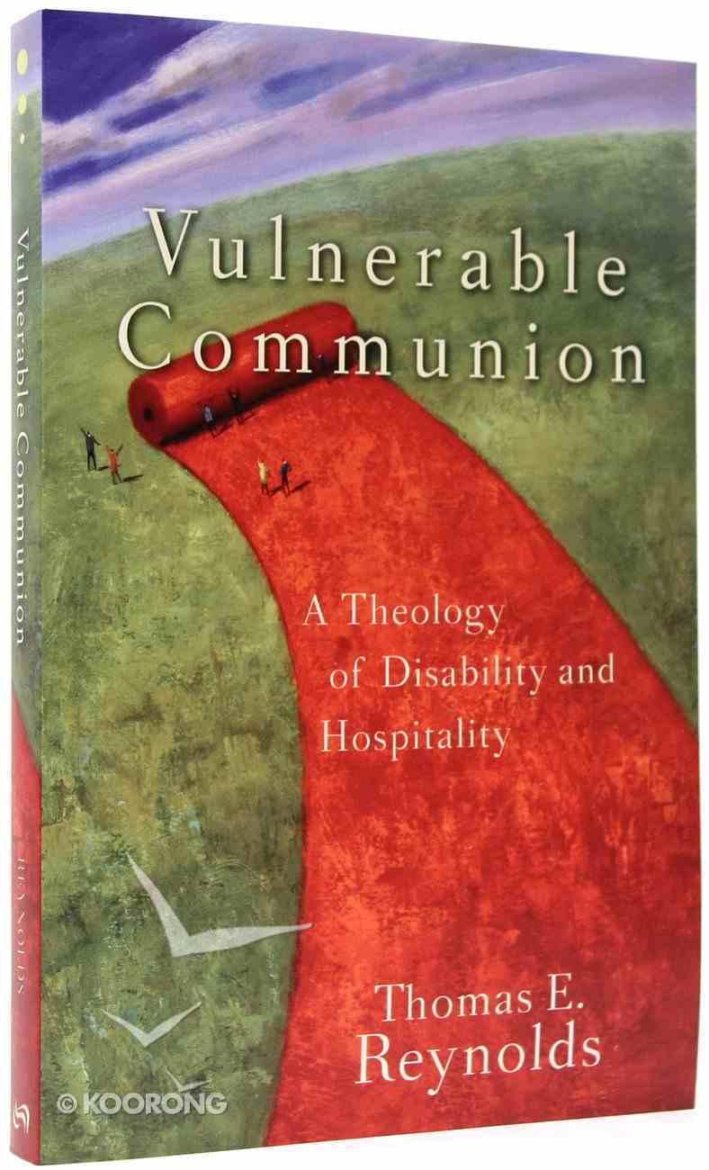 Vulnerable Communion Paperback