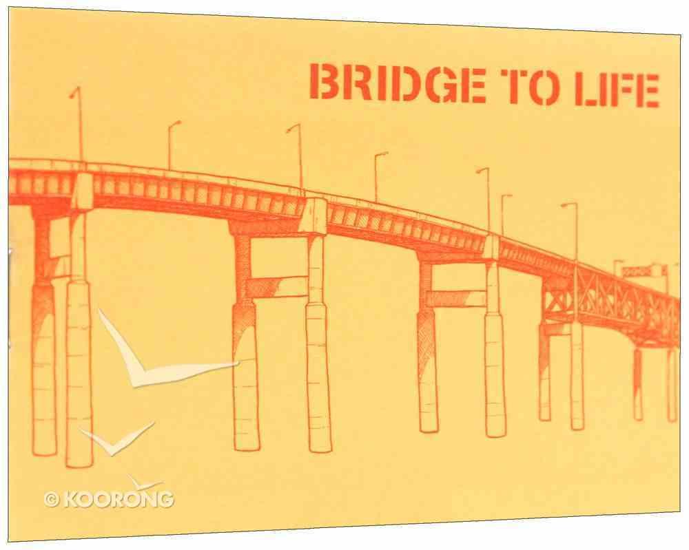 Bridge to Life (50 Pack) Booklet