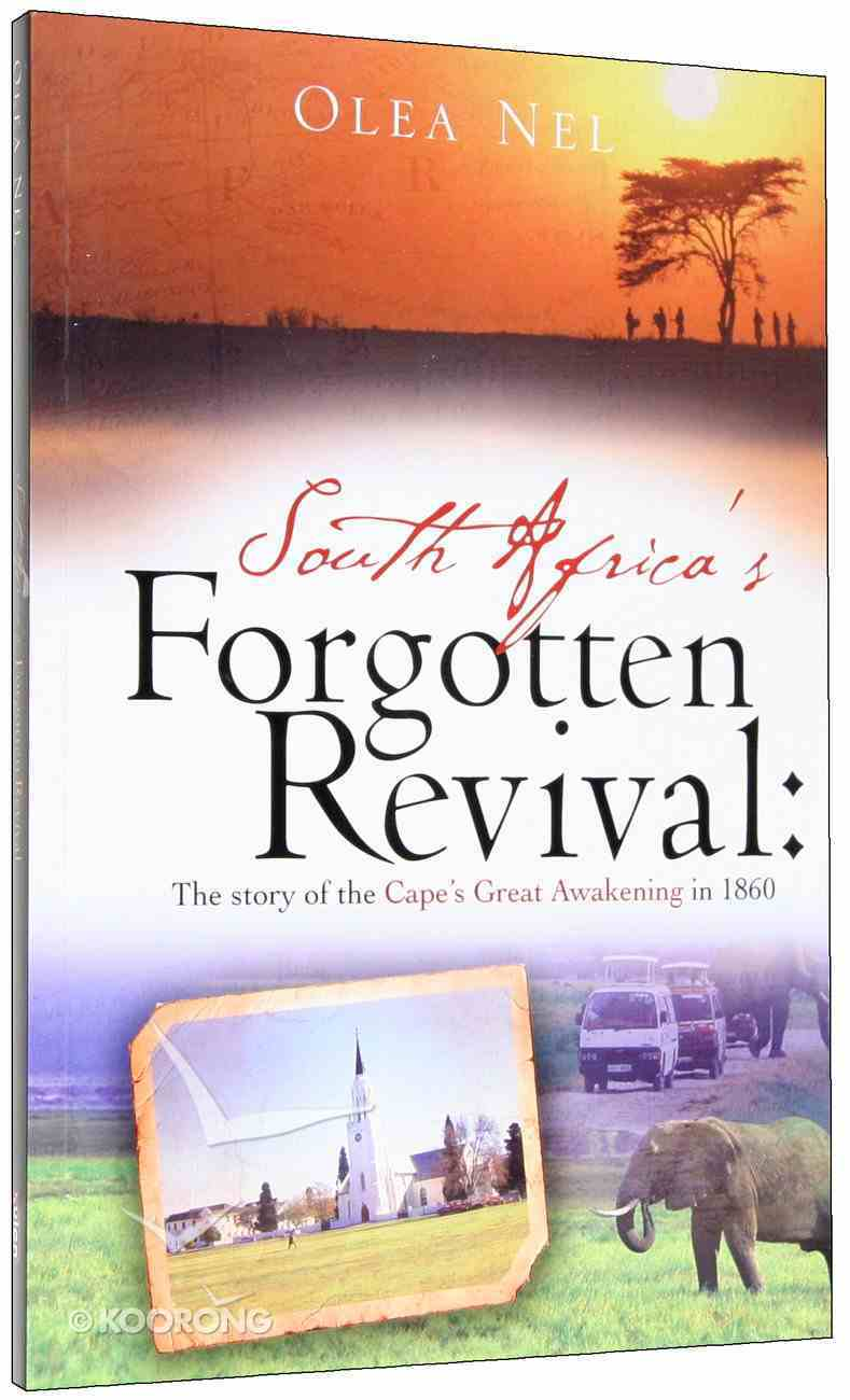 South Africa's Forgotten Revival Paperback