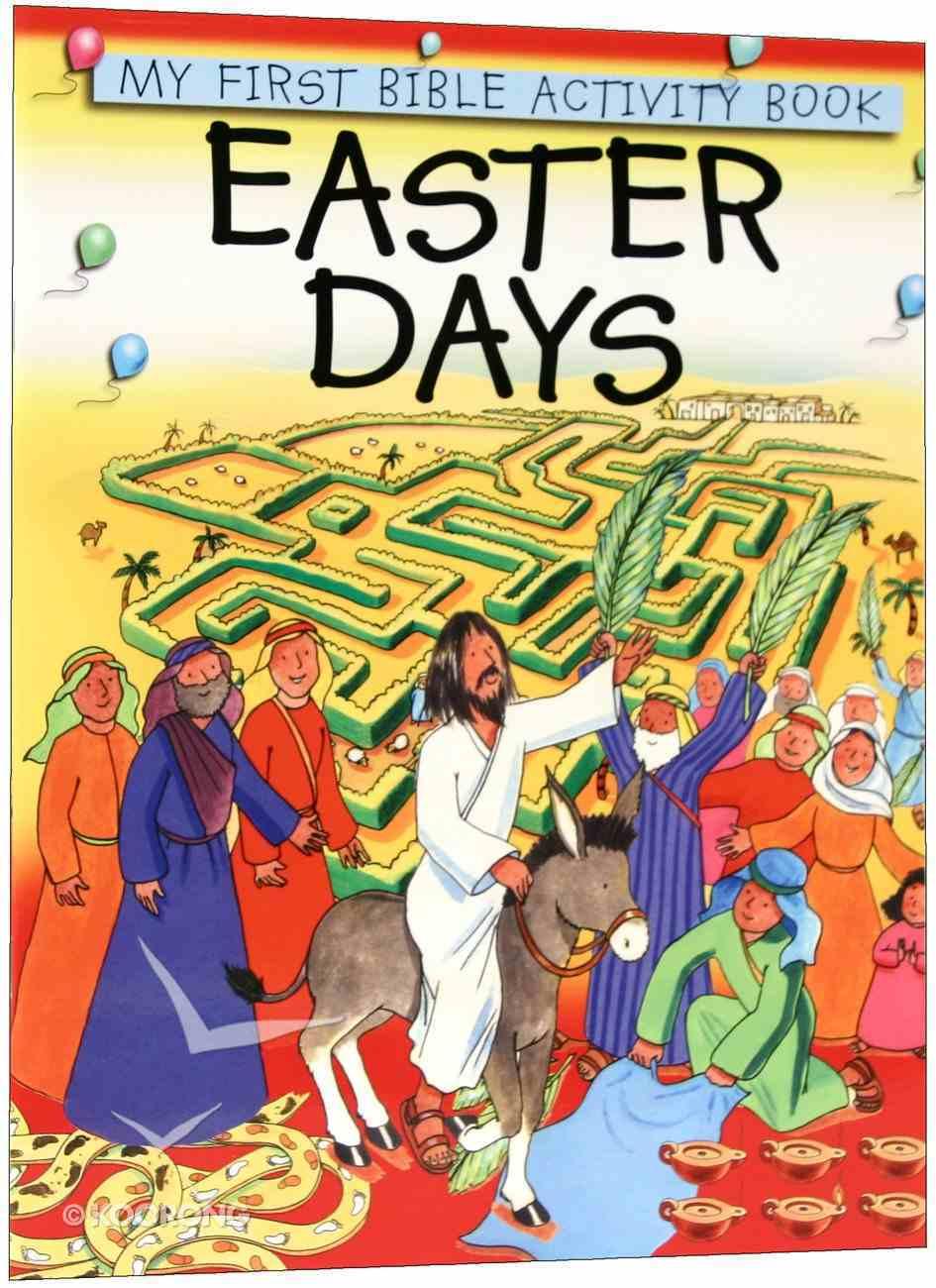 Easter Days Paperback