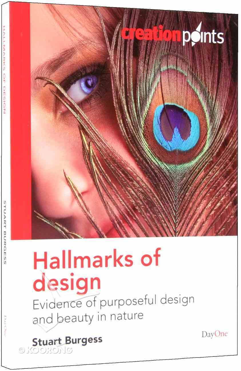Hallmarks of Design Paperback
