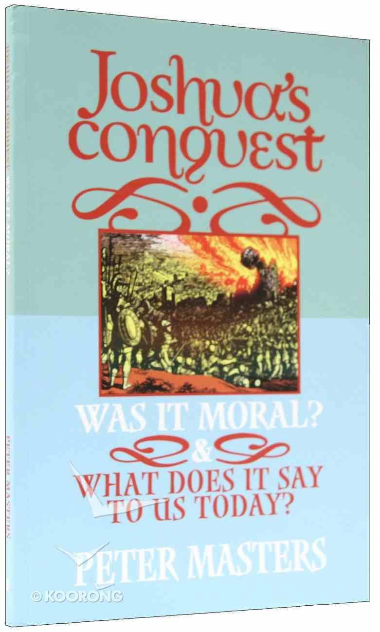 Joshua's Conquest Paperback