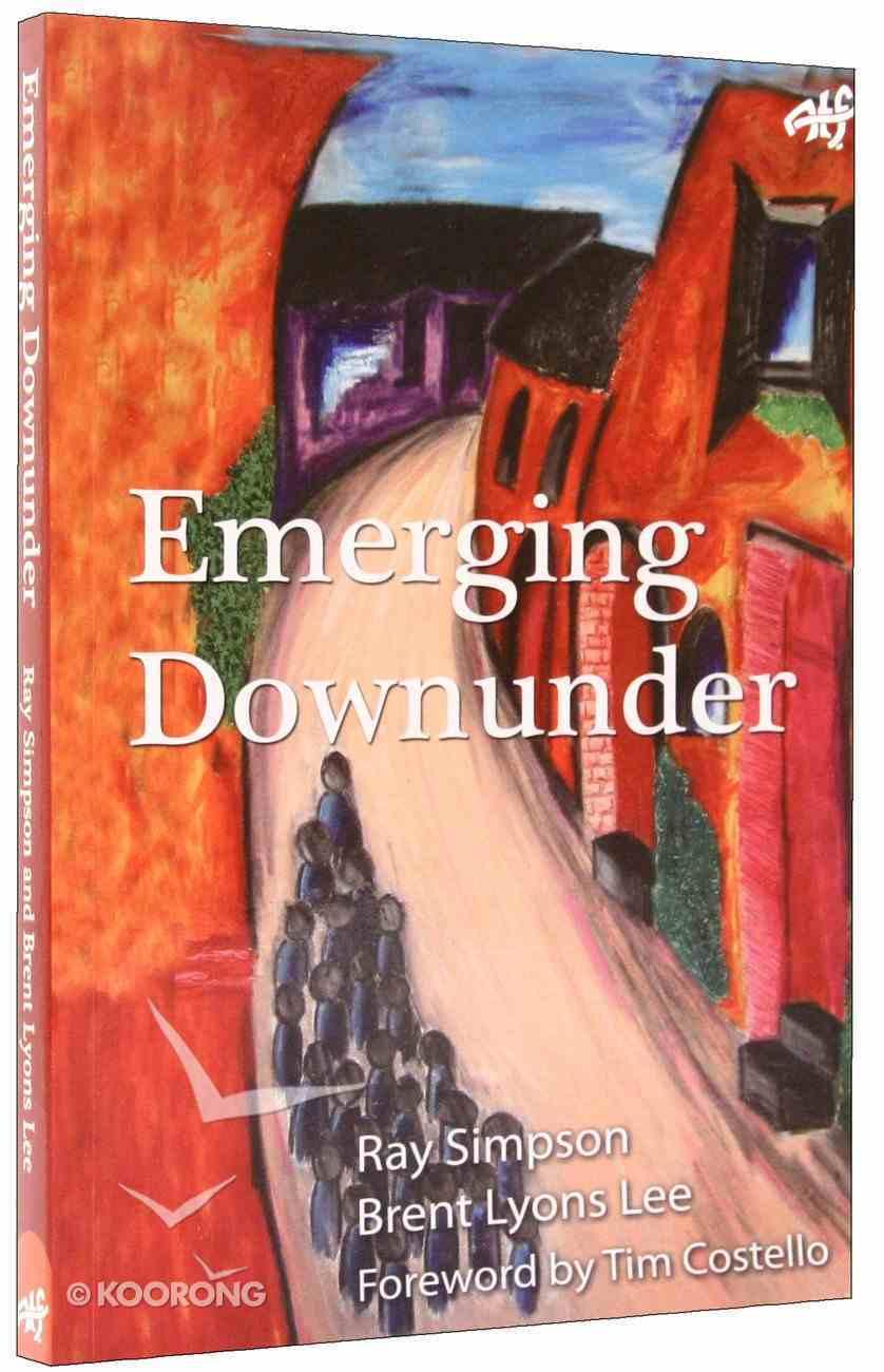 Emerging Downunder Paperback