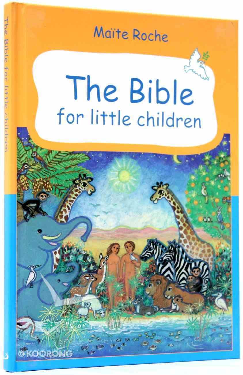 The Bible For Little Children Hardback