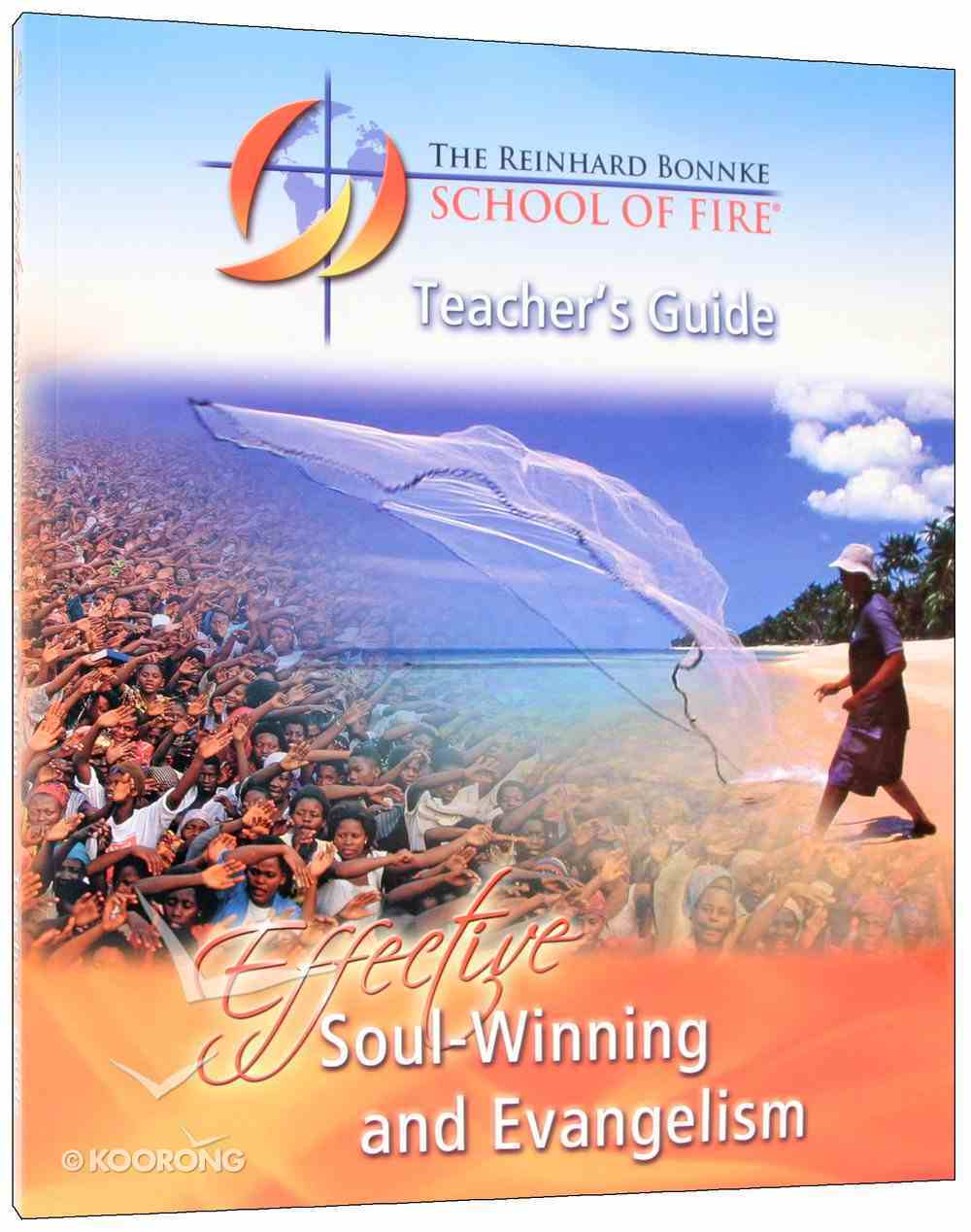 Effective Soul-Winning and Evangelism (Teacher's Guide) Paperback