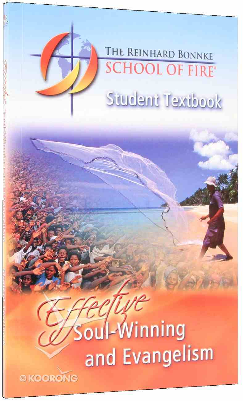 Effective Soul-Winning and Evangelism (Student Textbook) Paperback