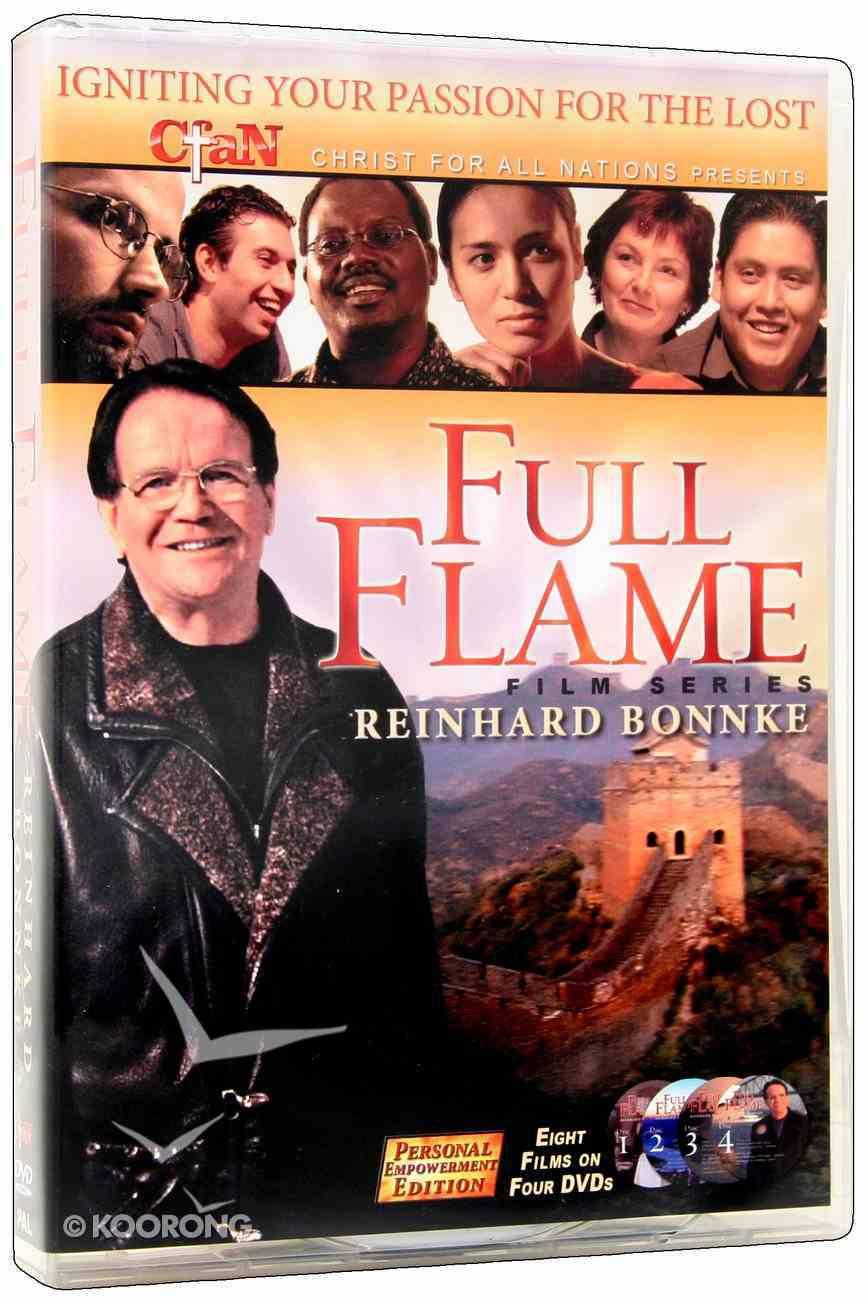 Full Flame Film Series (DVD) (8 Films On 2 Dvds) DVD