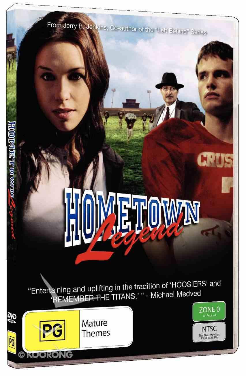 Hometown Legend DVD