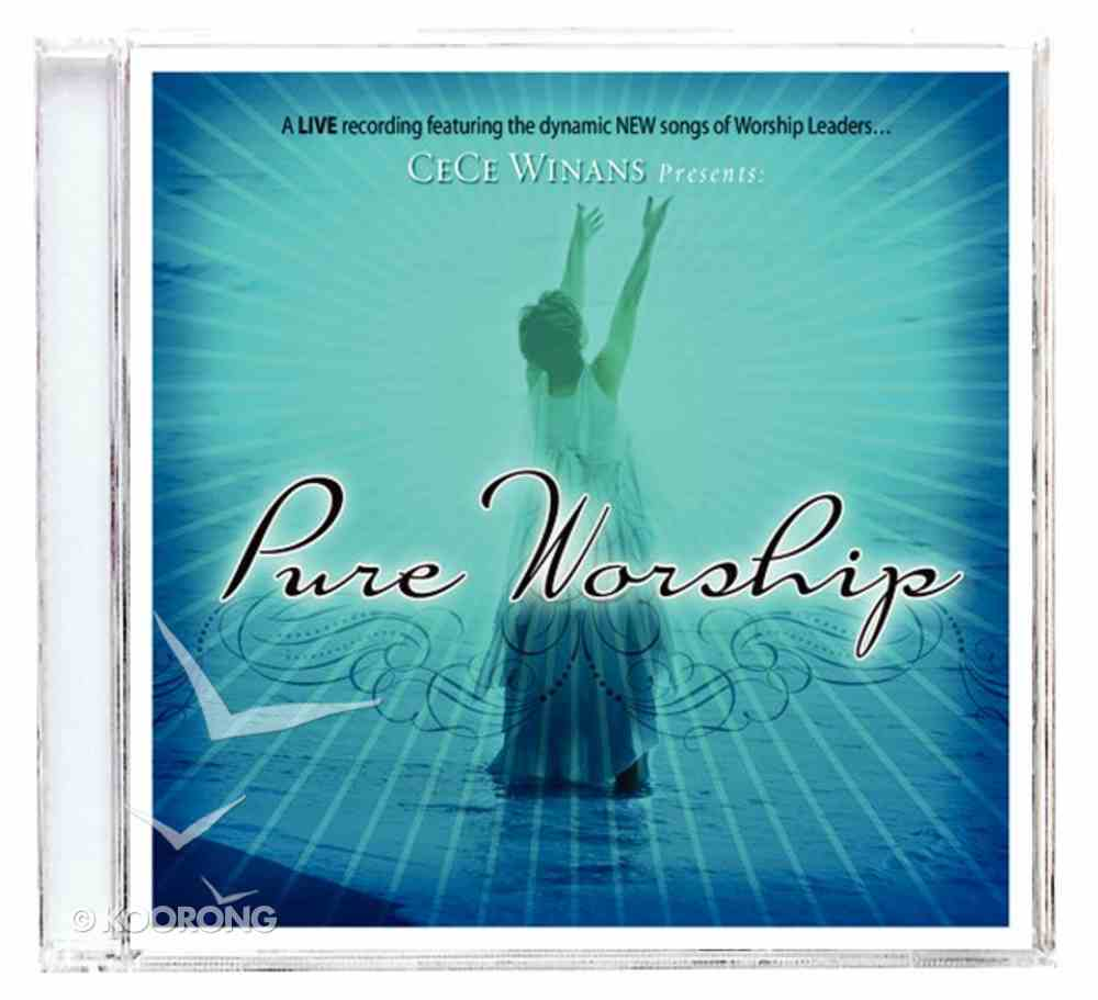 Cece Winans Presents Pure Worship CD