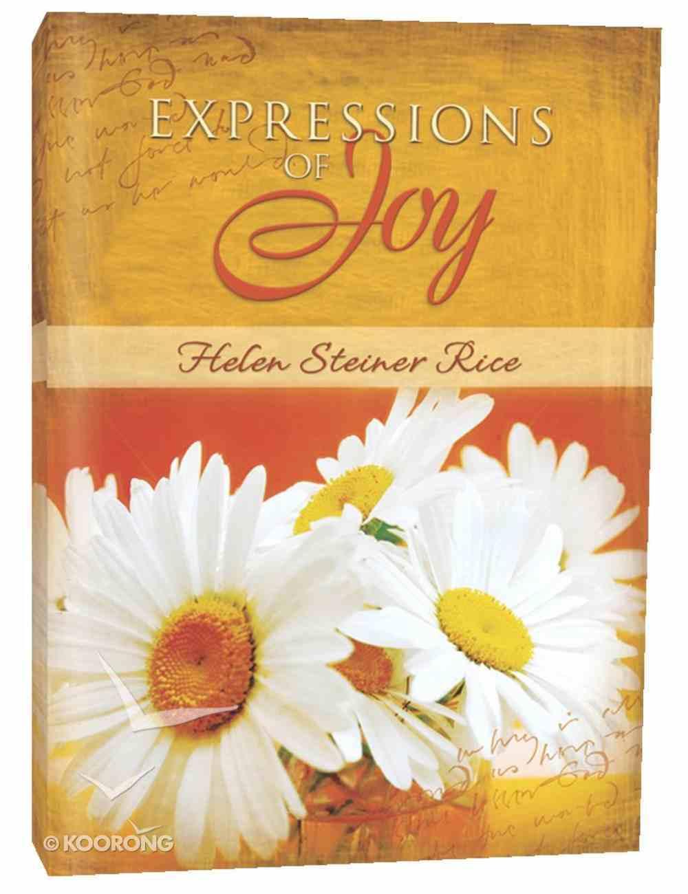 Expressions of Joy Hardback
