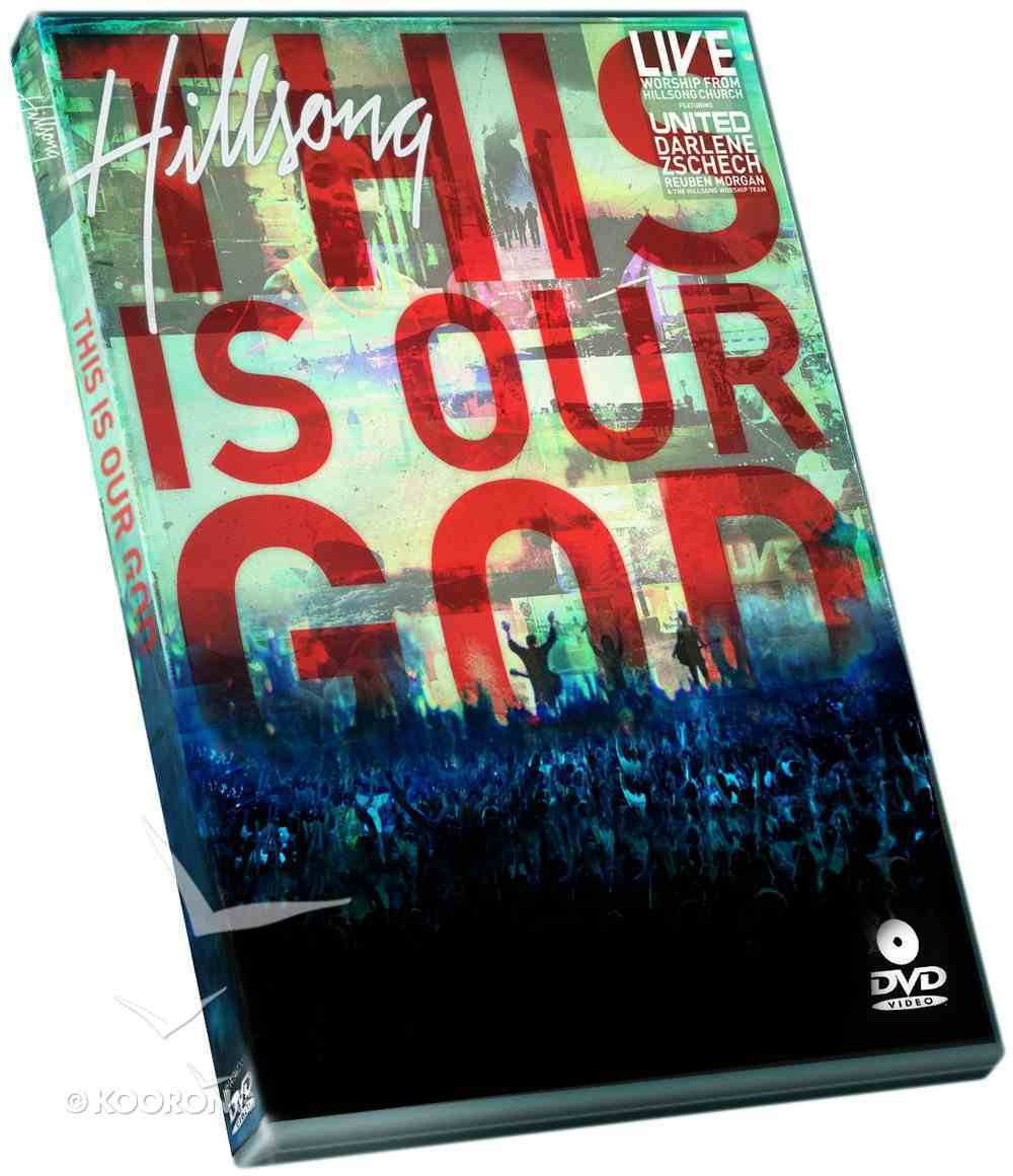 2008 This is Our God DVD