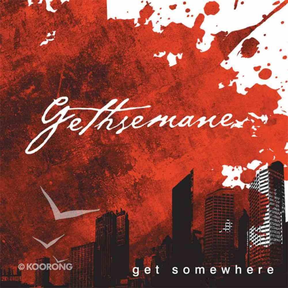 Get Somewhere CD