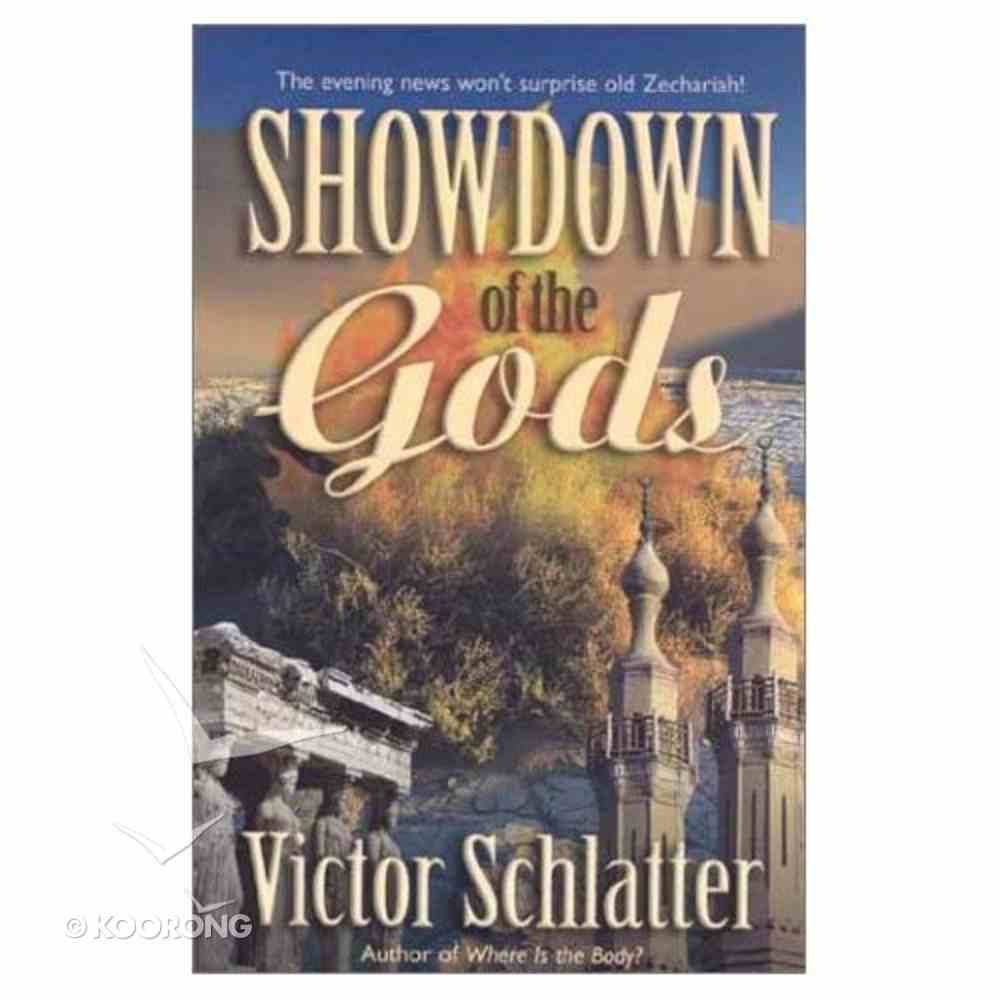 Showdown of the Gods Paperback