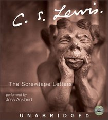Album Image for The Screwtape Letters (6 Hours, 5cds) - DISC 1