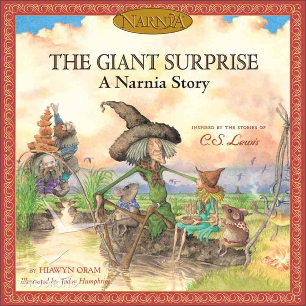 Narnia: The Giant Suprise Hardback