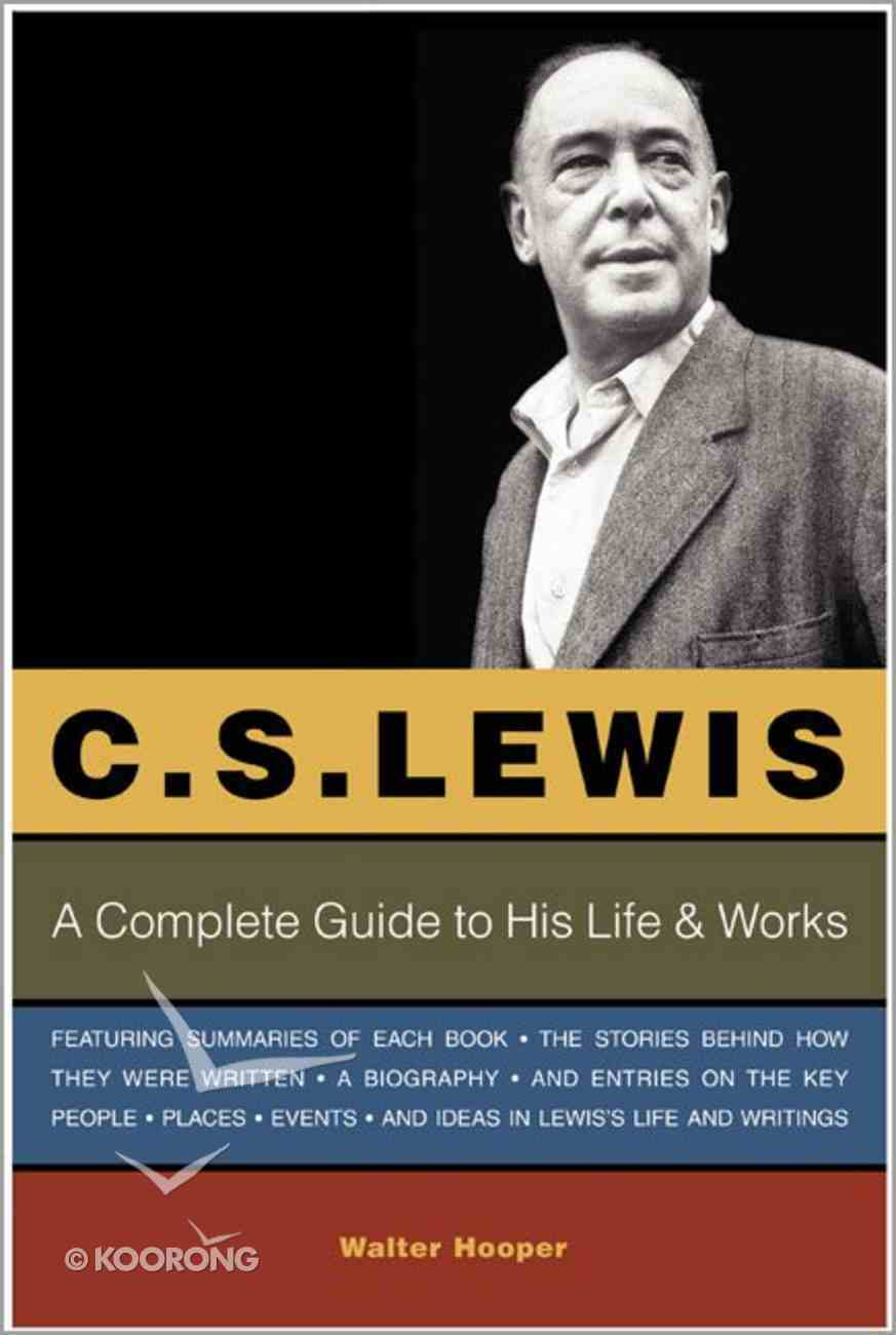 Lewis: A Companion and Guide Paperback