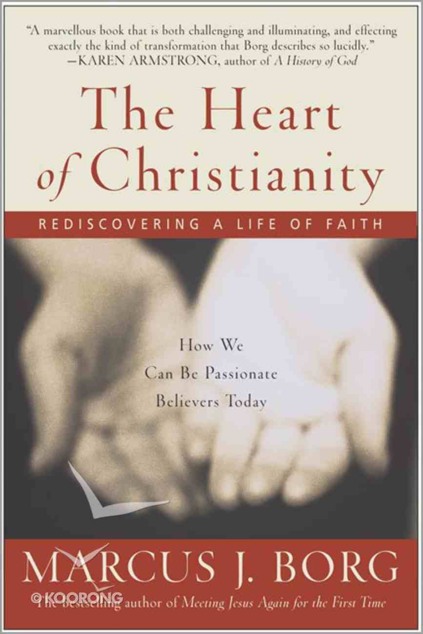 The Heart of Christianity Paperback