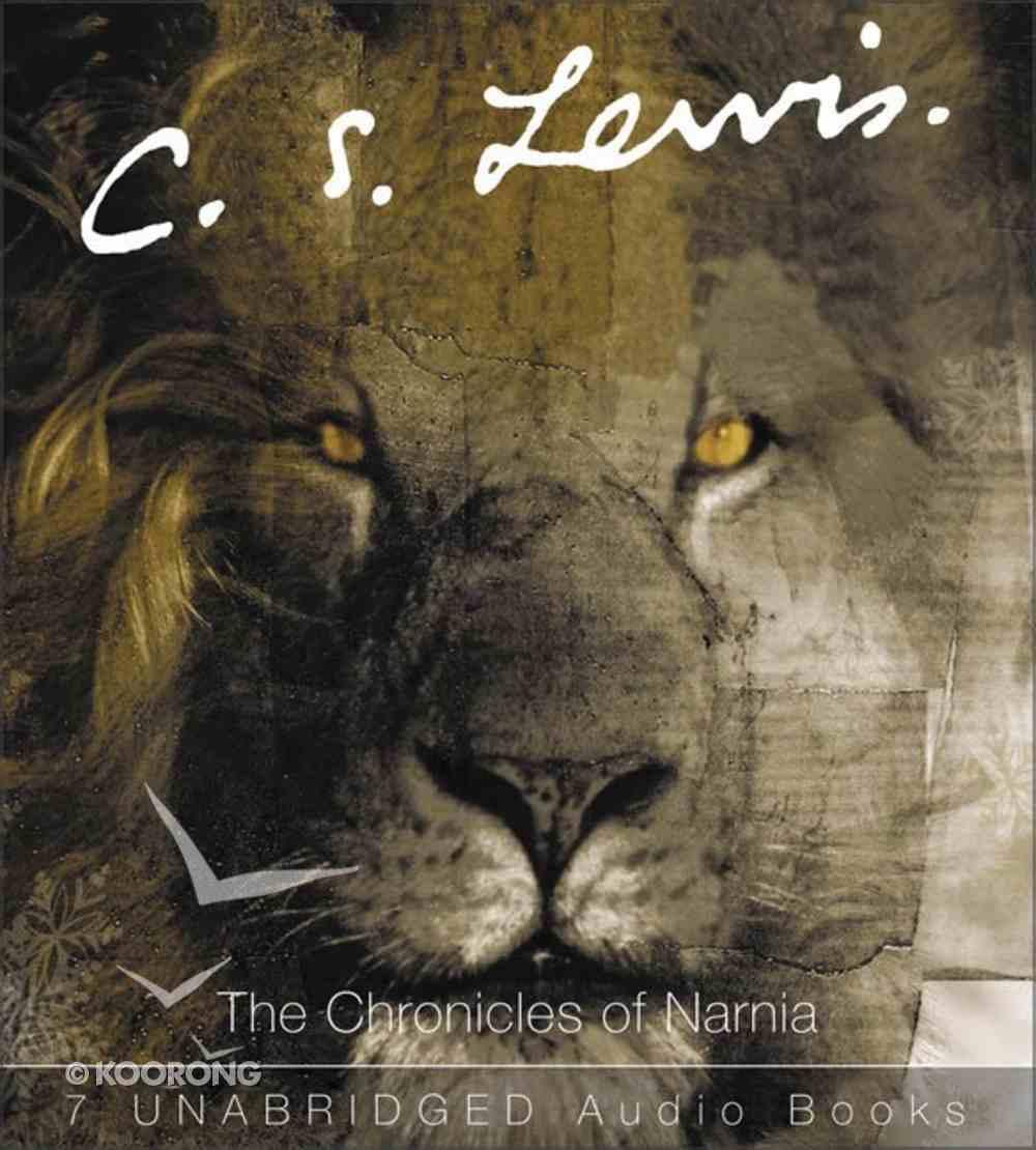 Unabridged CD Box Set (Adult) (Chronicles Of Narnia Audio Series) CD