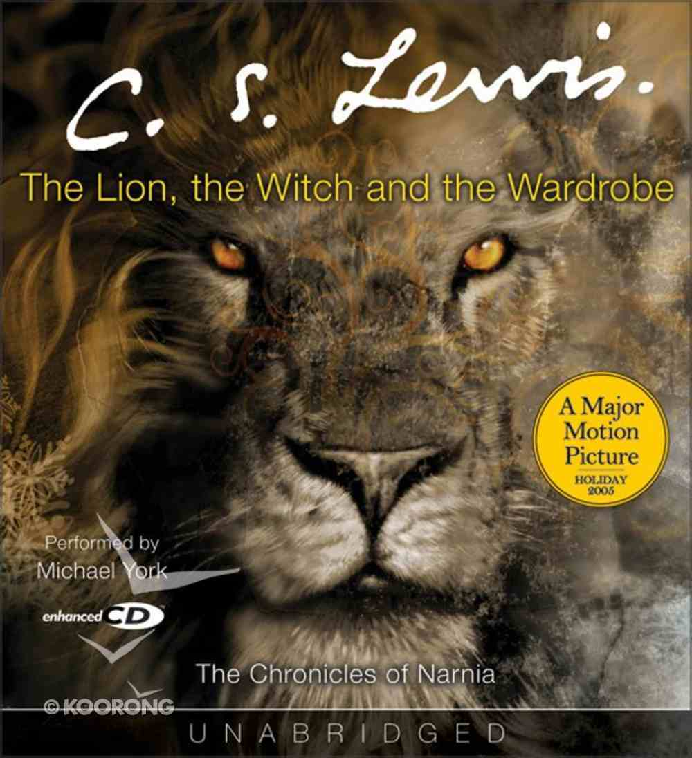 Narnia #02: Lion, the Witch and the Wardrobe, the (Adult) (#02 in Chronicles Of Narnia Audio Series) CD