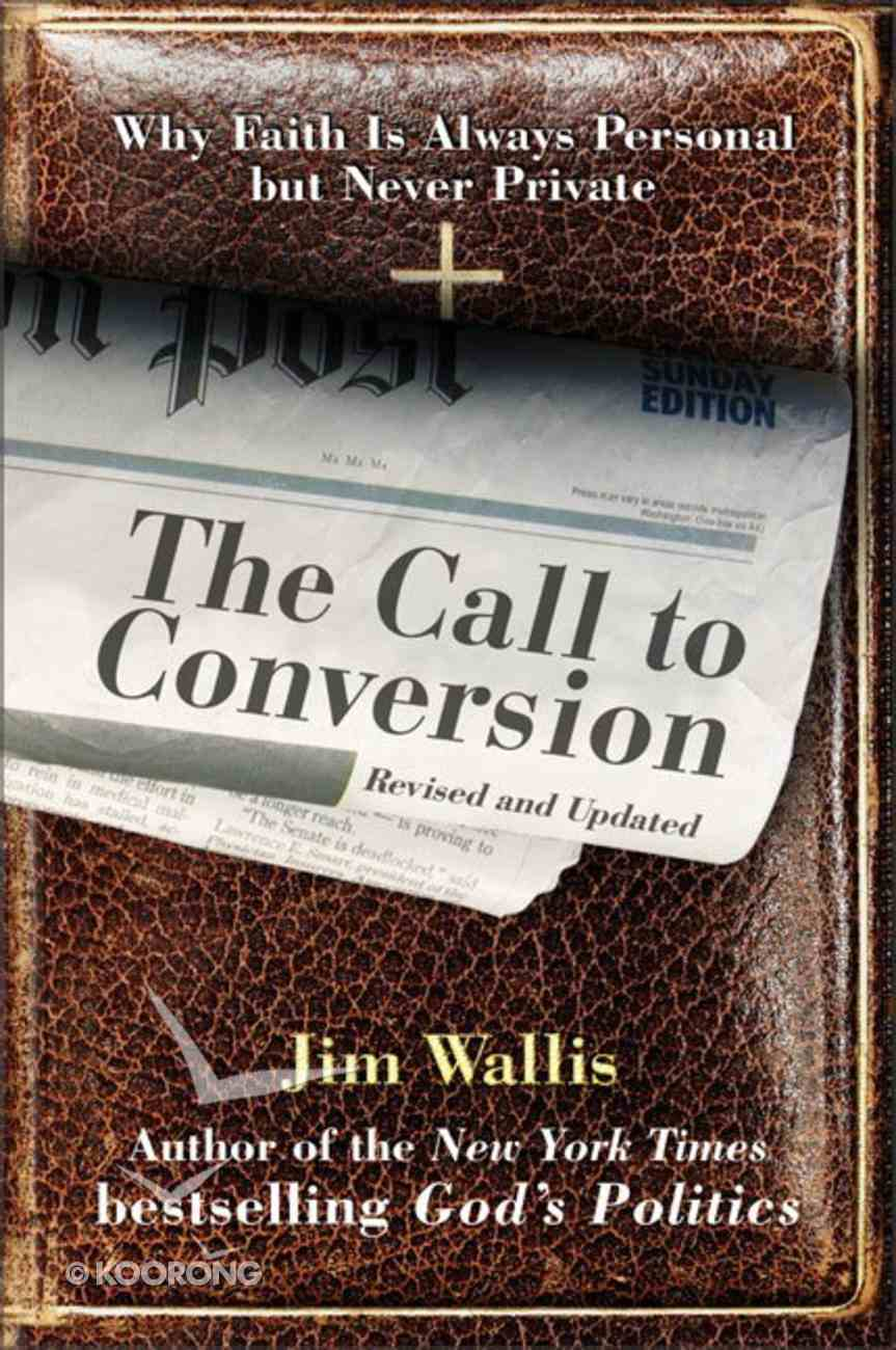 The Call to Conversion (2005) Paperback