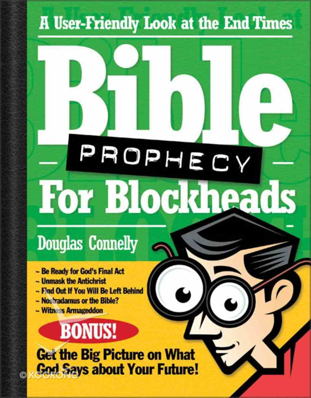 Bible Prophecy For Blockheads Paperback