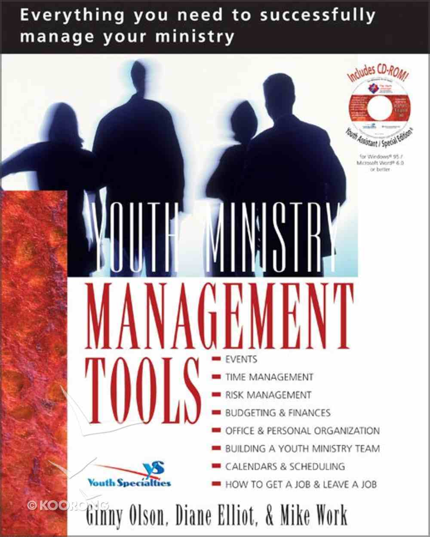 Youth Ministry Management Tools Hardback