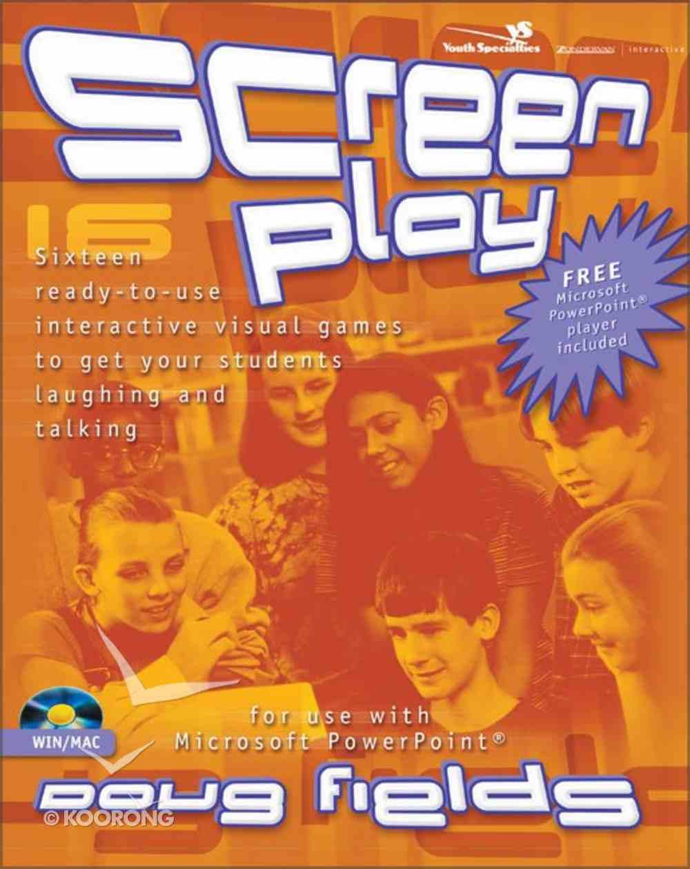 Screen Play CDROM CD-rom
