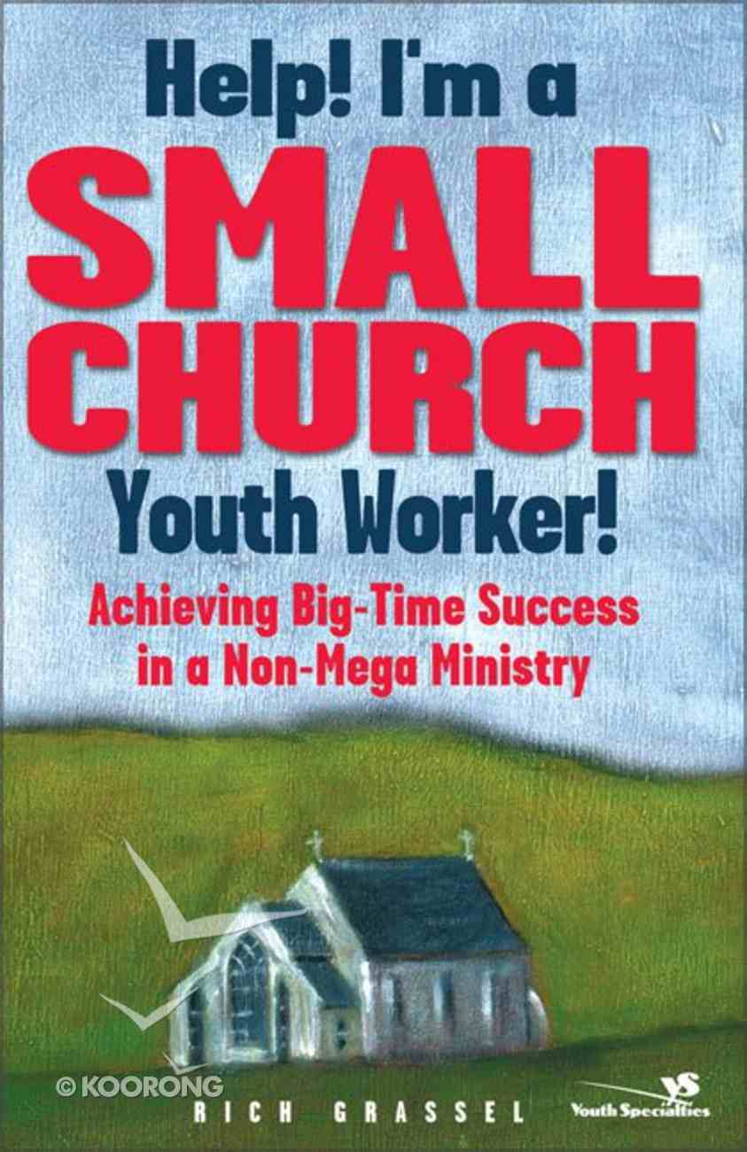 Help! I'm a Small Church Youth Worker Paperback