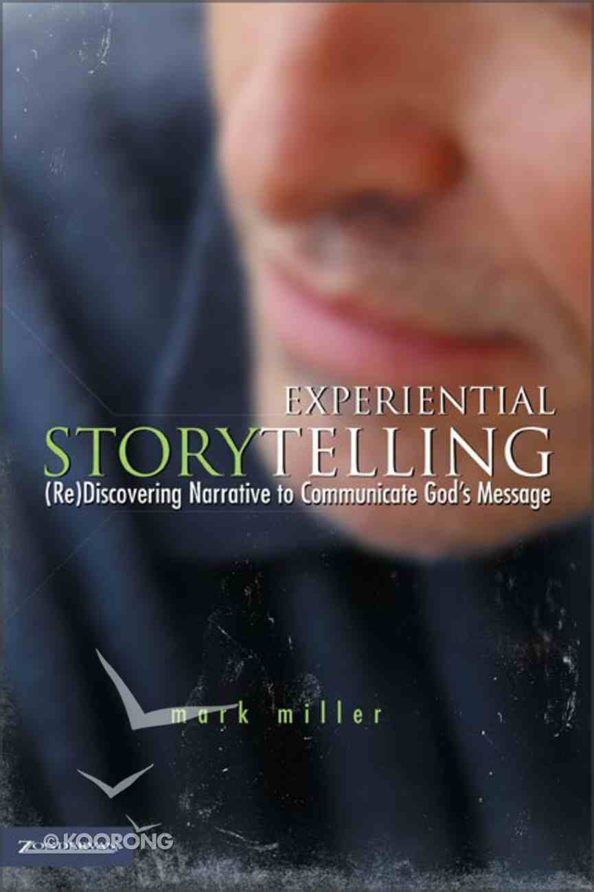 Experiential Storytelling Paperback