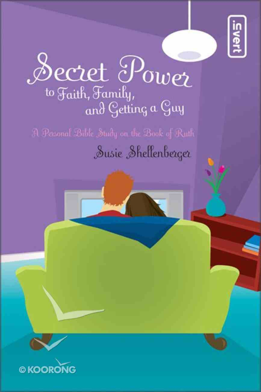 To Faith, Family, and Getting a Guy (Secret Power Series) Paperback