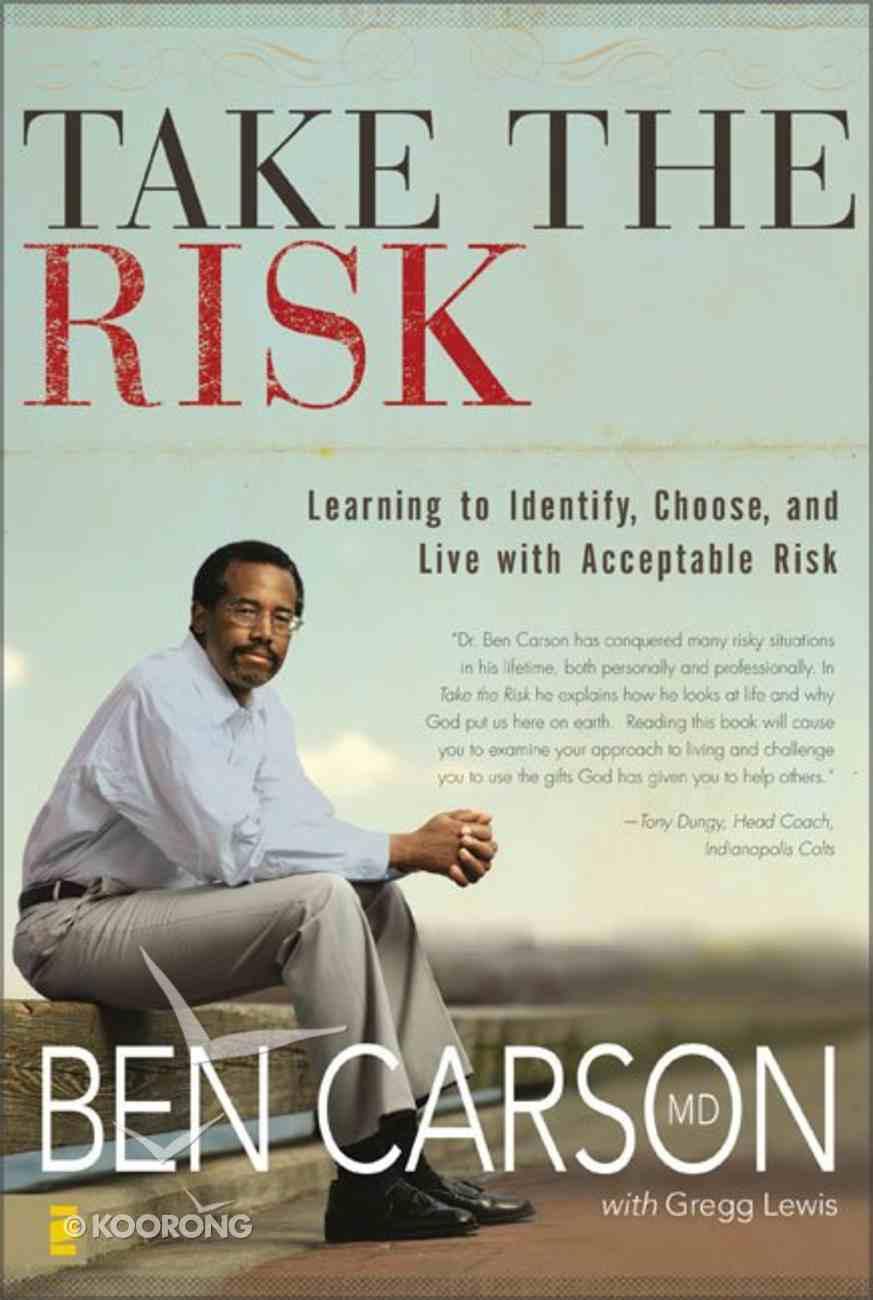 Take the Risk Hardback