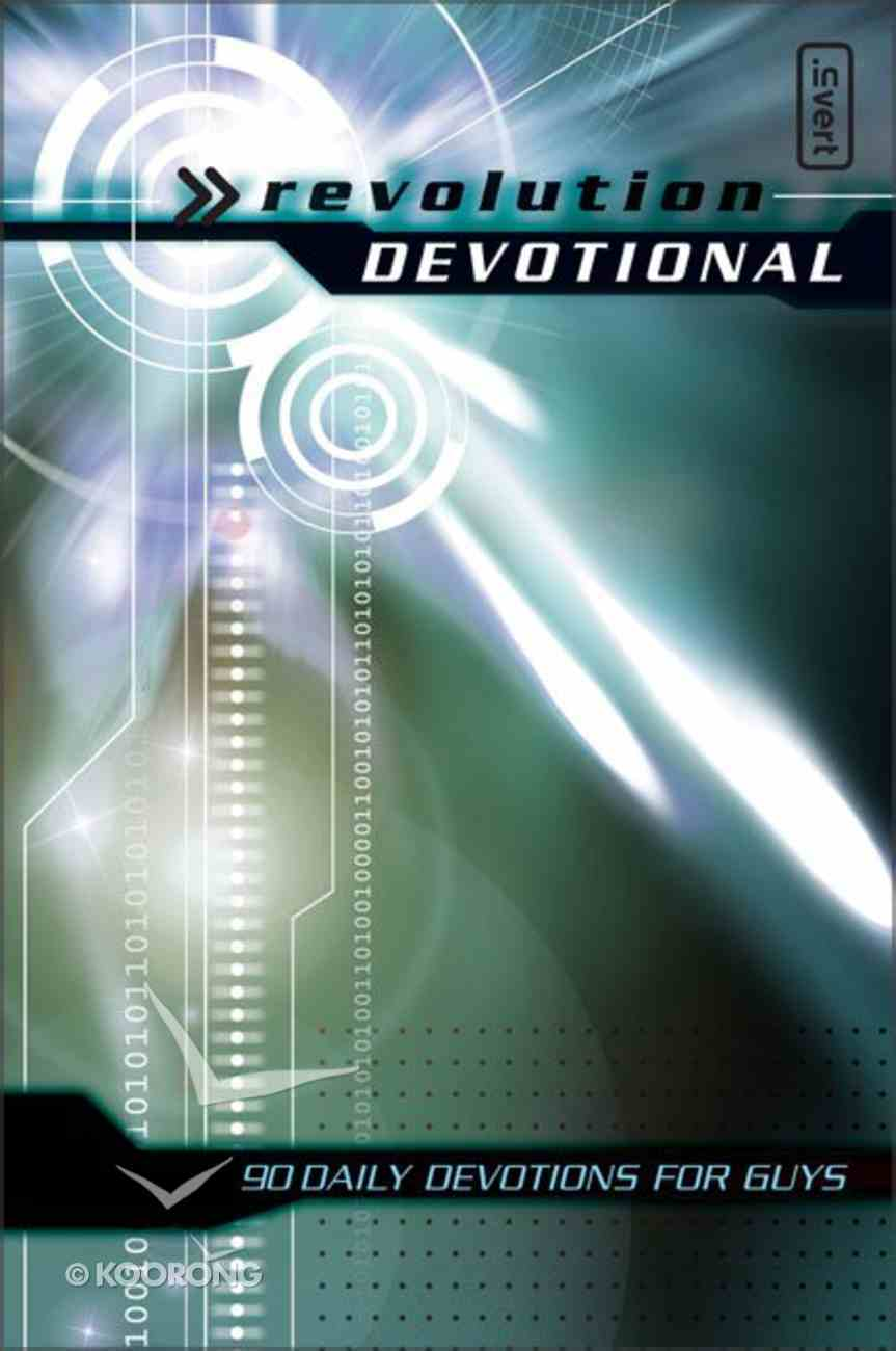 Revolution Devotional Paperback