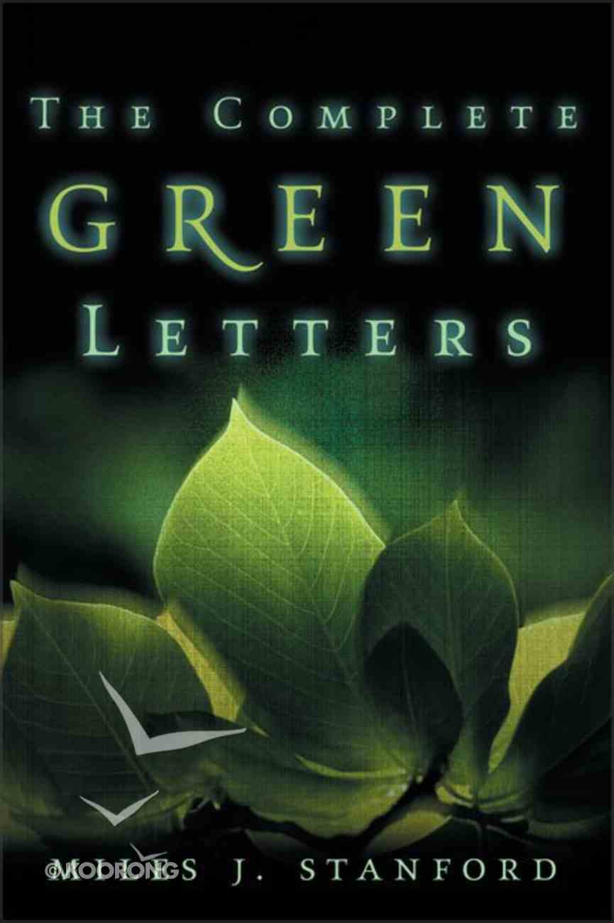 The Complete Green Letters Paperback