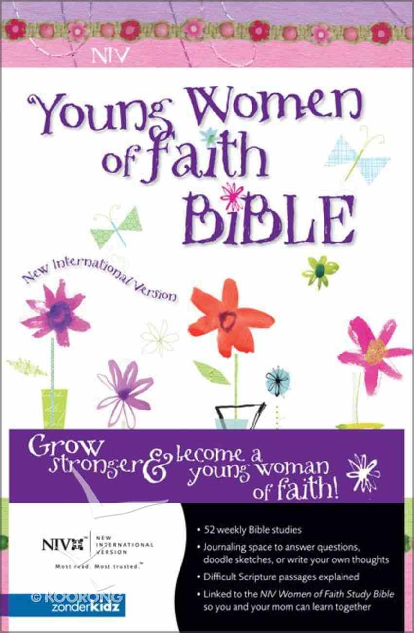 NIV Young Women of Faith Paperback