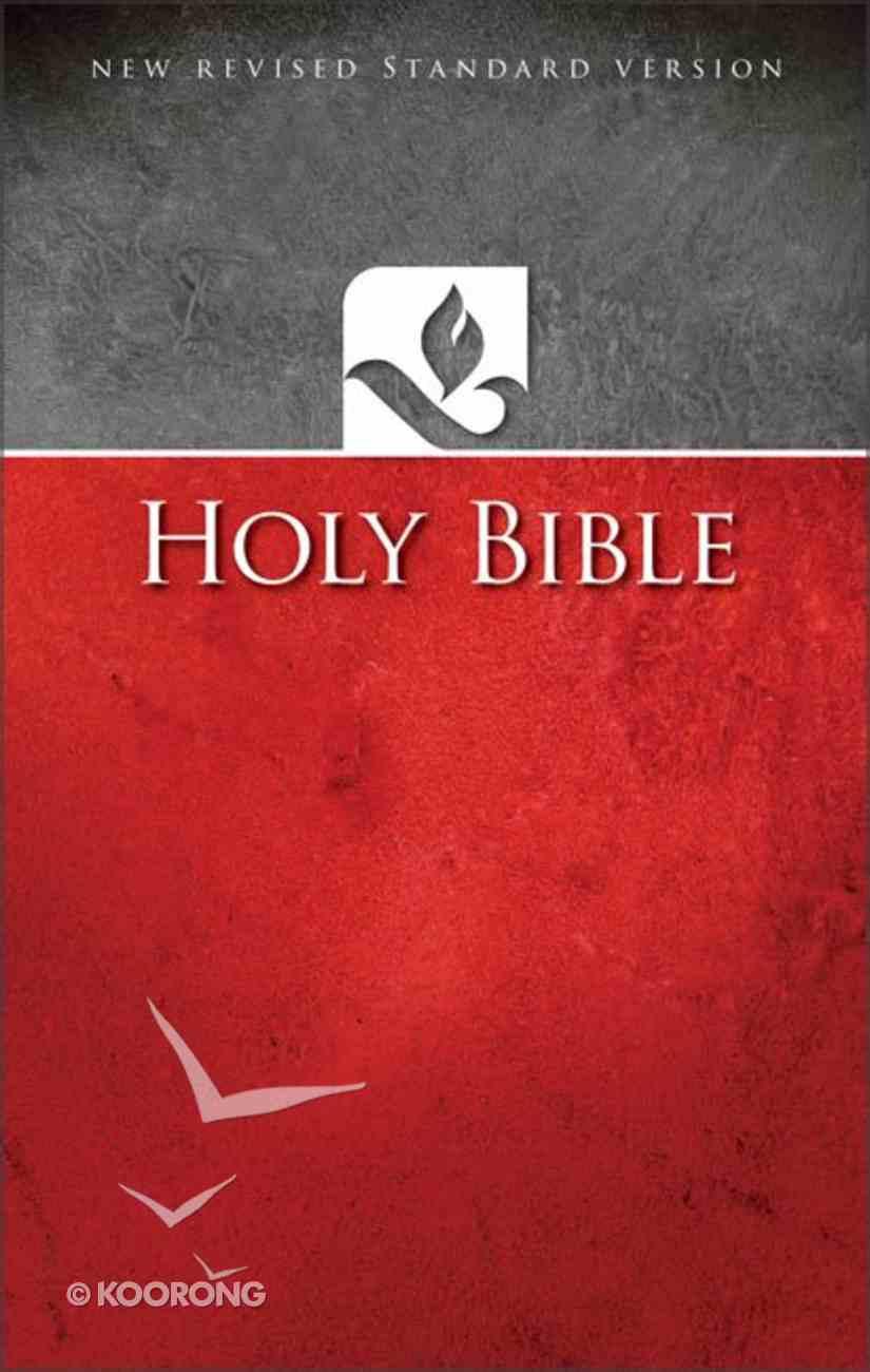 NRSV Holy Bible Paperback