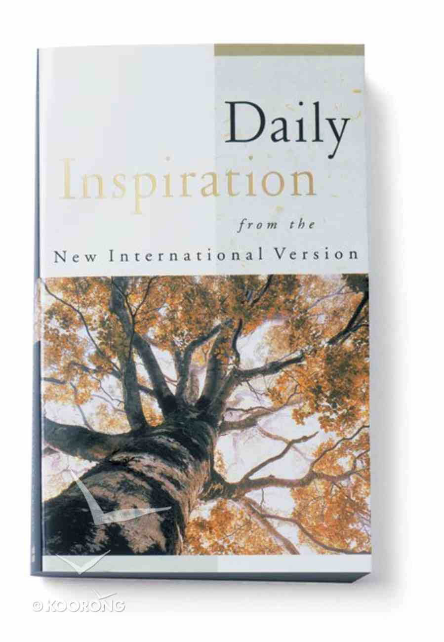 Daily Inspiration From the NIV Paperback
