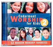 Album Image for Cedarmont Worship For Kids Volume 2 - DISC 1